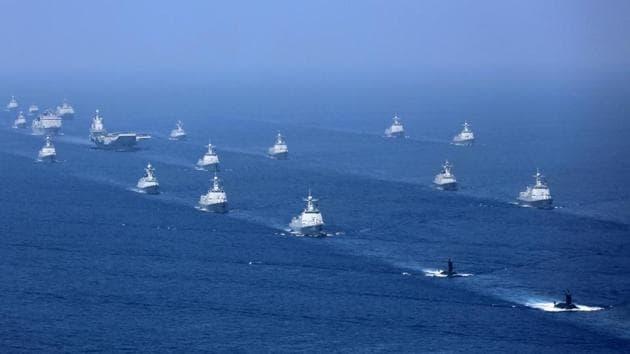 Bygger det seg opp til en større militær konfrontasjon i Sør-Kinahavet hvor bl.a. Vietnam er involvert?