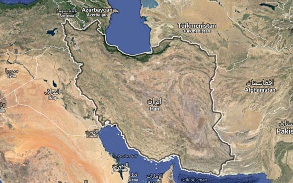 iran-haritasi