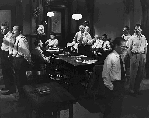 12 angry men belonging Twelve angry men a classic american drama behind closed doors, tensions run high as a lone juror argues the innocence of a teenager accused of murder.