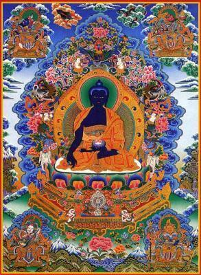 Le-bouddhisme-tibetain-1 Mona Lisa Yalan Söylüyor!Mona Lisa Yalan Söylüyor!