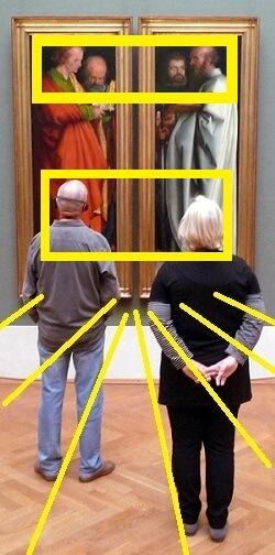 resim-sanati-perspektif Michelangelo'nun gözüyle güvenlik kamerası arasındaki farkMichelangelo'nun gözüyle güvenlik kamerası arasındaki fark