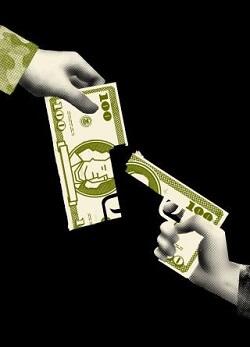 Bir Silah Sistemi Olarak Para