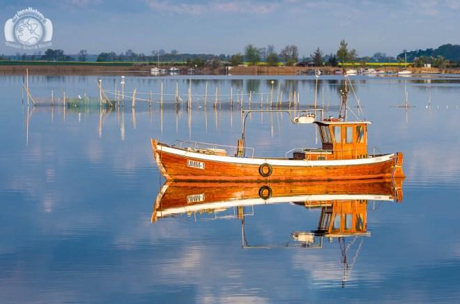 Der Inselfotograf - Rügen - Ummanz - Fischerboot