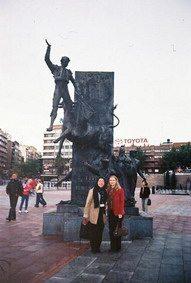 Madrid'den Toledo'ya...