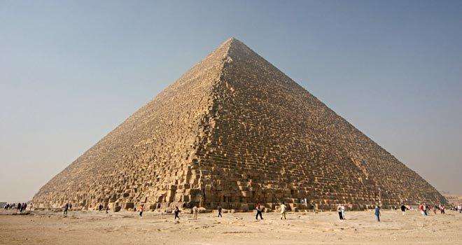 Büyük Piramit Yeniden İnşa Edilebilir mi?