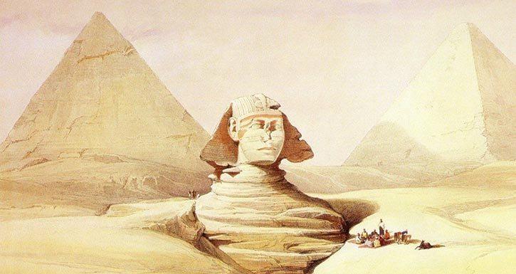 Mısır: Bir İnisiyasyon Yolculuğu