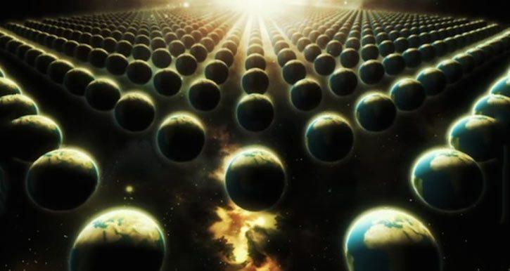 İllüzyonik Evren Modeli…