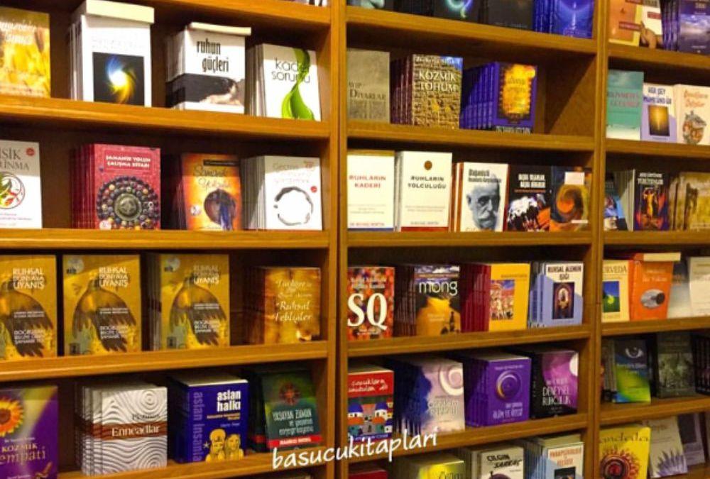 Bölüm 34: Ruh ve Madde Yayınları Kitapları (Tülin Etyemez Schimberg)