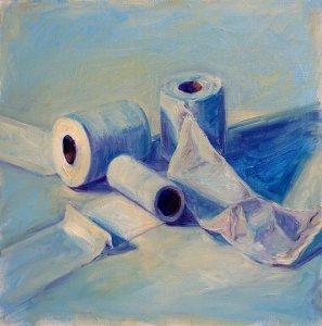Tuvalet Kağıdına Notlar