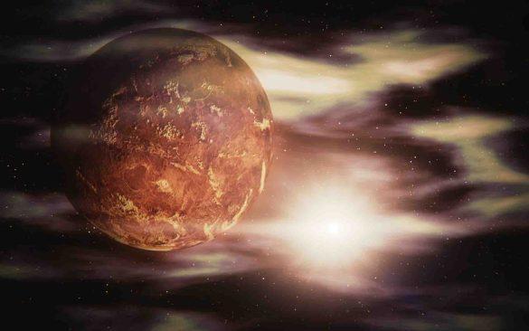 Venüs Geri Gidiyor 13 Mayıs-25 Haziran 2020