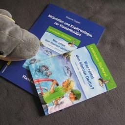 Wer rettet den kleinen Delfin? (Foto: Susanne Gugeler)