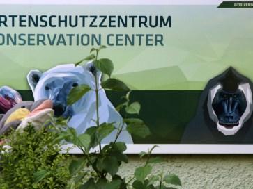 FINN im Naturschutzzentrum (Foto: Rüdiger Hengl)