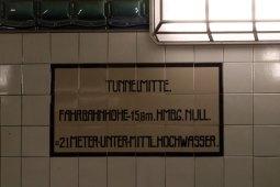200 Meter unter der Elbe (Foto: Rüdiger Hengl)