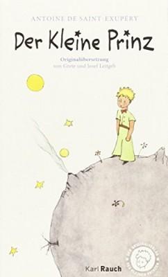 Der Kleine Prinz Bucher Von Antoine De Saint Exupery Im