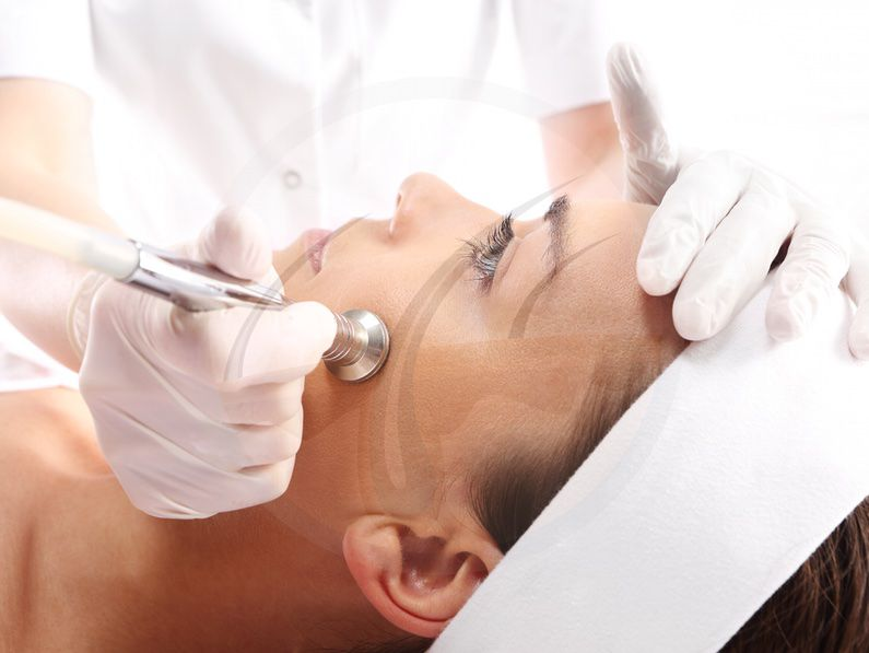 What is microdermabrasion?