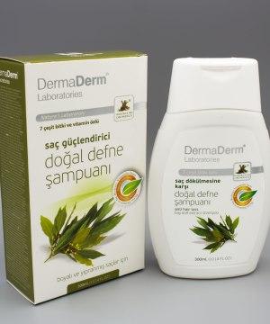 Dermaderm Defne Özlü Şampuan 300 ml