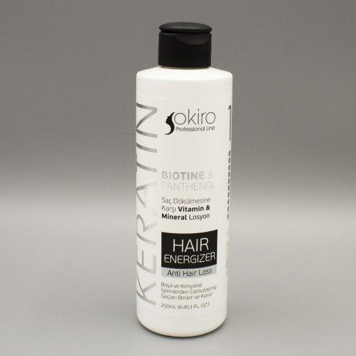 Okiro Biotin ve Keratin Saç Dökülmesine Karşı Losyon 250 ml