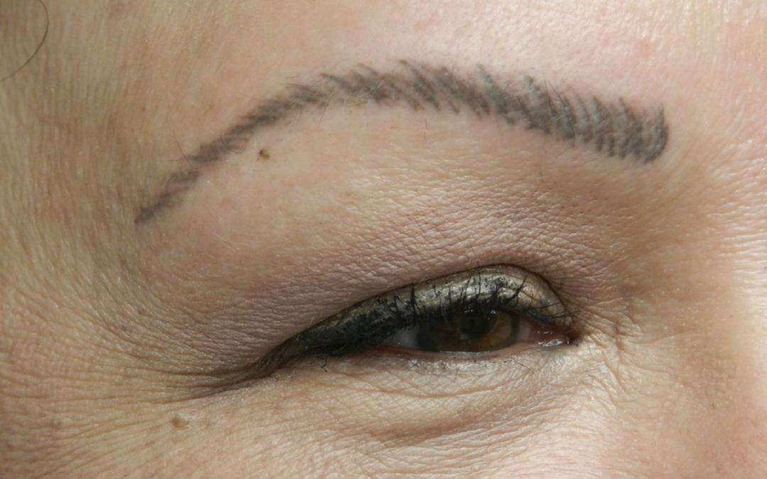 Permanent Eyebrows #029