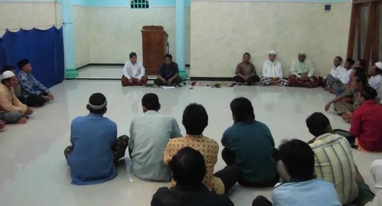 Masjid Jami Baiturrahman Desa Dermaji