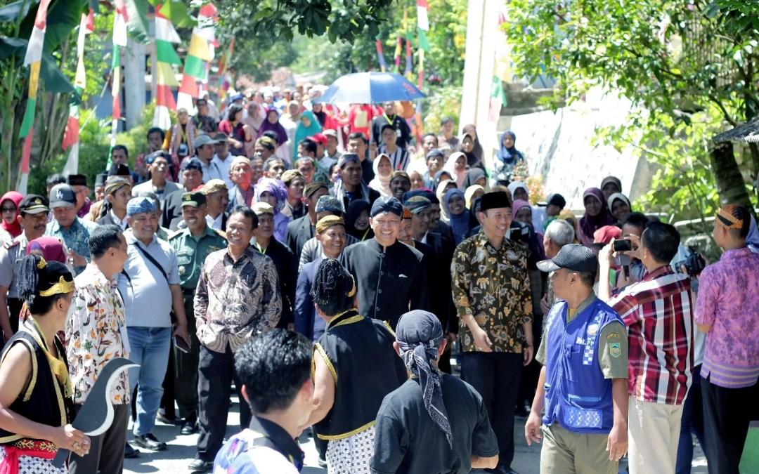 Festival Dermaji Dibanjiri Pengunjung Luar Daerah