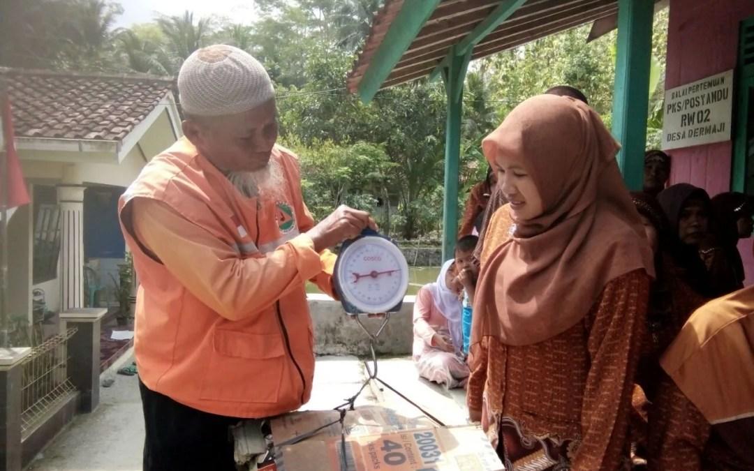 Launching Bank Sampah di RW 02 Karangduren Desa Dermaji