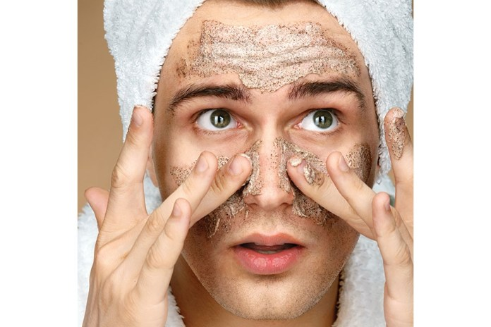 Why Every Man Should Use a Face Scrub