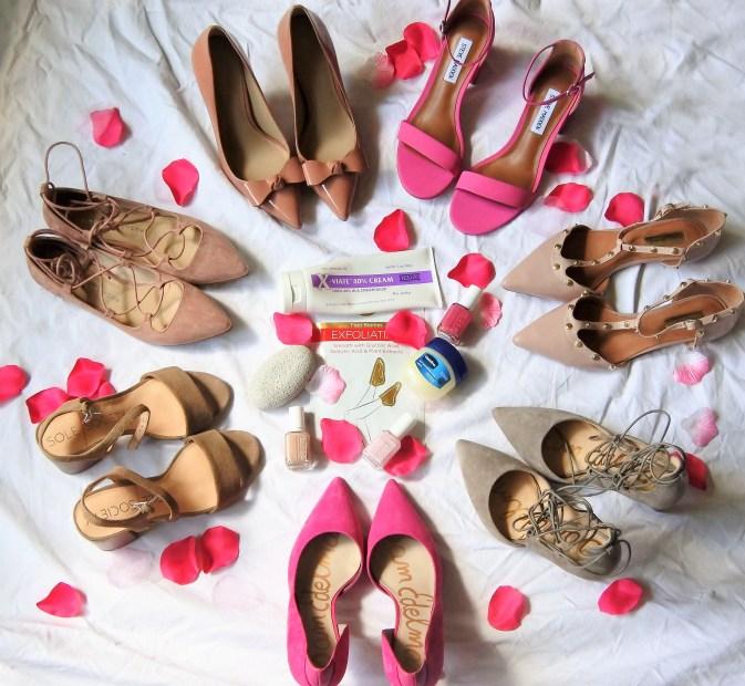 Pamper Your Feet For Summer Derm Talk