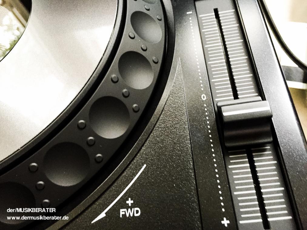 21 Pioneer DJ XDJ 1000 Traktor HID Serato Case Player Nexus Z2 Traktor 2.10 Blog Tech www.dermusikberater.de 08-2015