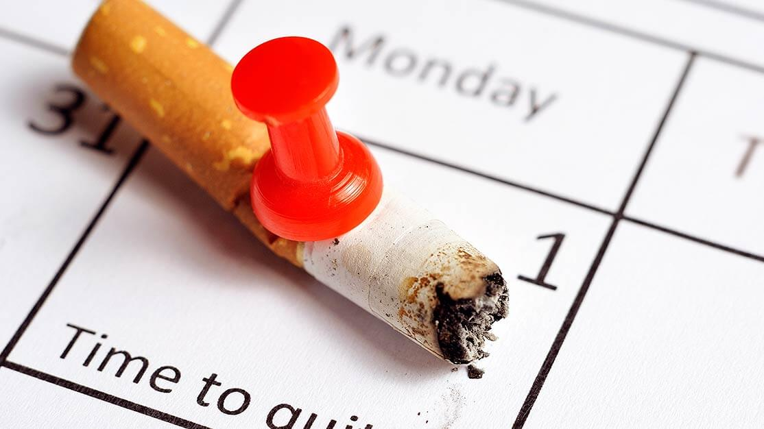 arreter de fumer naturellement