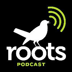 logo roots podcasts