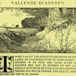 Verkade album HERFST (1908)