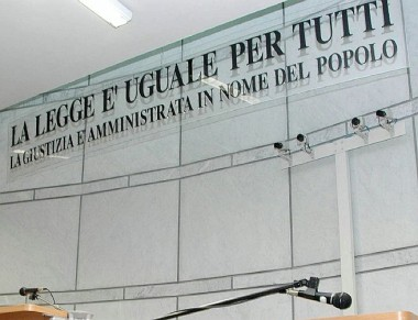 La Legge è uguale per tutti - Tribunale di Pescara
