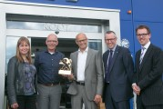 TOP Award voor Peugeot TOP dealer Koot