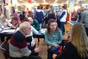 Enthousiaste start van het Taalcafé Eemnes