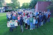 Vijfde editie voedselinzamelingsactie Dorcas in de Boni in Eemnes