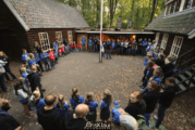 Reünie 90 jaar Scouting Raboes