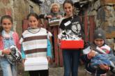 Pax kinderhulp Eemnes op de bres voor Armeense gezinnen