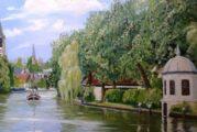 Expositie Gerrit van de Leemkule in Huis van Eemnes
