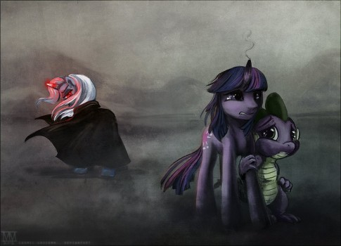 Goodbye by CosmicUnicorn