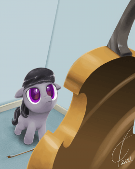 Filly Octavia by Dreatos