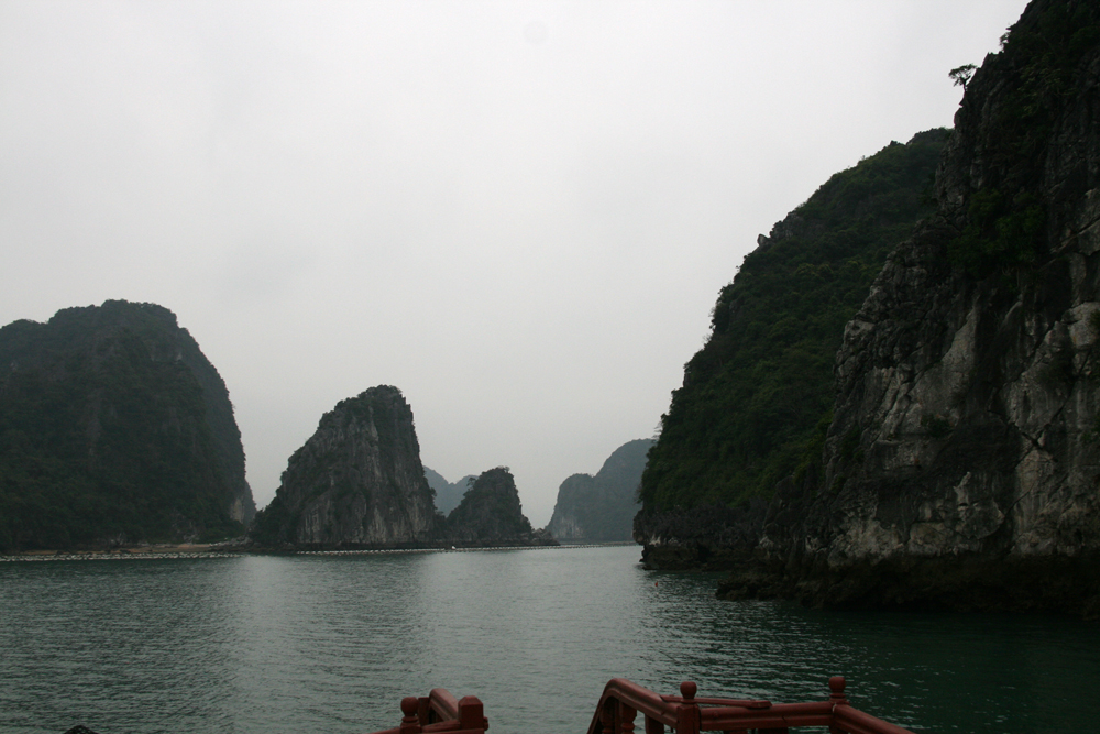 De Cai Rong à Quan Lan