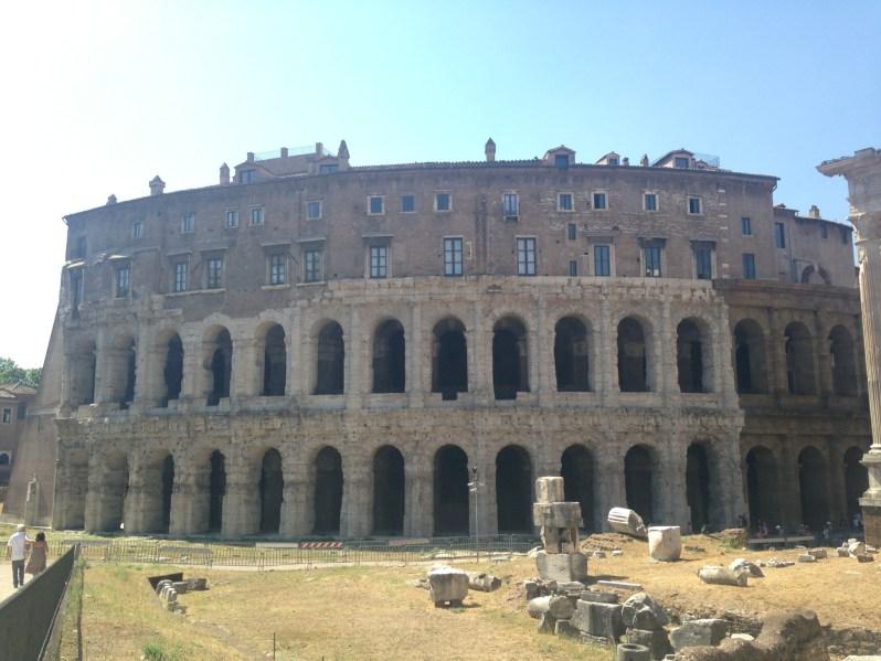 Mini Colisée à Rome