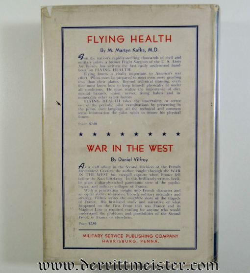 WINGED WARS VOLUME 1: THE GERMAN AIR WEAPON 1870-1914 by JOHN R. CUNEO - Imperial German Military Antiques Sale