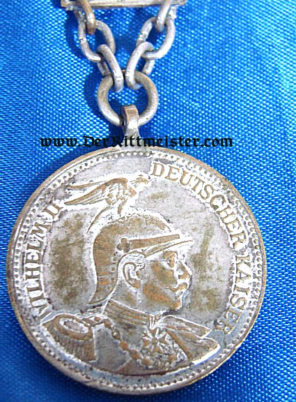 SOUTHWEST AFRICA - WATCH FOB - COLONIAL - Imperial German Military Antiques Sale