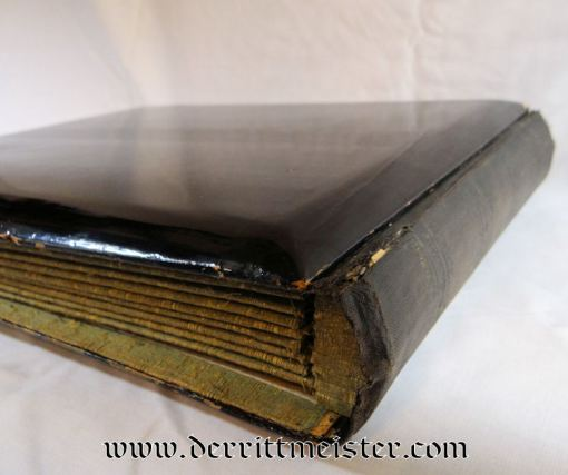 PHOTO ALBUM - JAPANESE PRODUCED -  PURCHASED BY GERMAN MILITARY PERSONNEL - Imperial German Military Antiques Sale