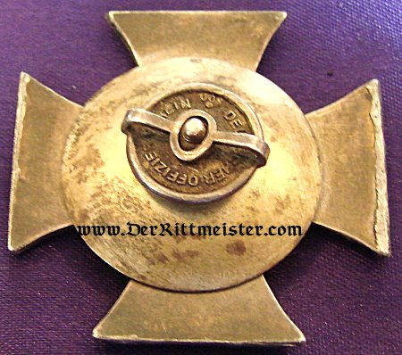 IRON CROSS - 1914 - 1st CLASS - THREE PIECE SCREWBACK  - Imperial German Military Antiques Sale