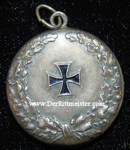 PATRIOTIC PENDANT - 1914 IRON CROSS