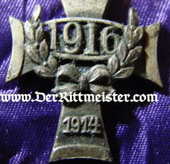 PATRIOTIC PENDANT - 1914 /1916 - Imperial German Military Antiques Sale