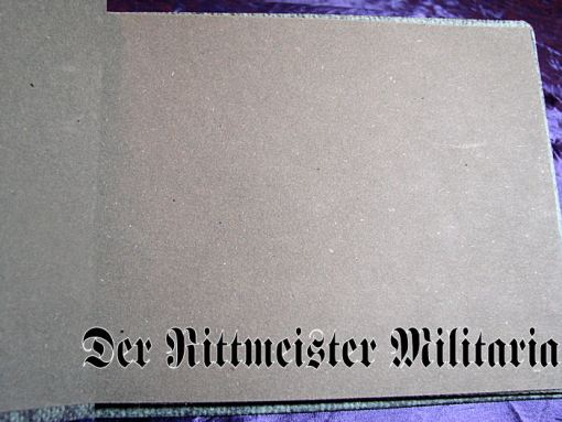 ALBUMS - PHOTOGRAPHS/POSTCARDS - Imperial German Military Antiques Sale