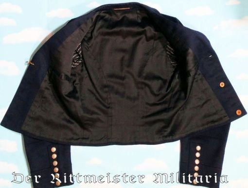 PRIVATELY-PURCHASED SHIPYARD DIVISION ENLISTED MAN'S DRESS TUNIC - Imperial German Military Antiques Sale